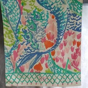 Lilly Pulitzer towel Tracy